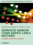 Advanced Markov Chain Monte Carlo Methods: Learning from Past Samples (Wiley Series in Computational Statistics)