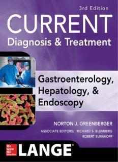Gastroenterology, Hepatology, & Endoscopy