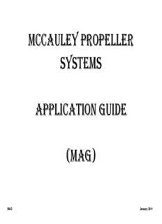 McCauley Propeller Systems