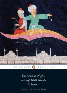 The Arabian Nights : Tales of 1001 Nights Volume 1
