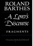a lover's discourse: fragments - Monoskop
