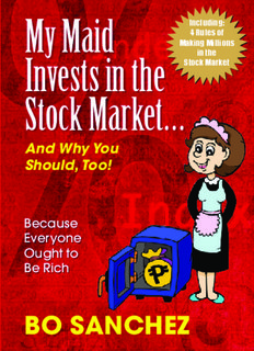 My 4 Rules of Using the stock Market Invests in the Stock Market…
