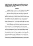 HARPER, CORA ELAINE. The Conflict Management Styles, Strength Of Conflict Management Self ...