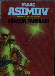 Güneşin Tanrıları - Isaac Asimov