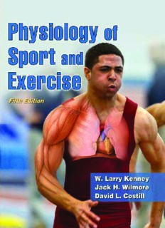 Physiology of Sport and Exercise, 5E