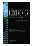 The Electronics Handbook, Second Edition (Electrical Engineering Handbook)