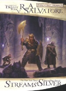 Forgotten Realms, Legend of Drizzt 05, The Icewind Dale Trilogy, Part 2 Streams of Silver