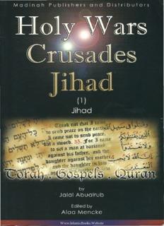 Holy Wars, Crusades, Jihad