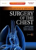 Sabiston and Spencer's Surgery of the Chest: Expert Consult - Online and Print (2-Volume Set) (Surgery of the Chest (Sabiston))