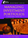 Managing Investment Portfolios