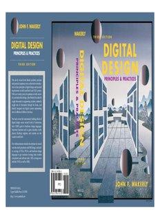 digital design digital design digital design principles & practices