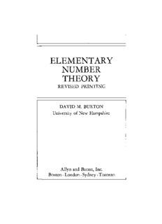 Burton David M. - Elementary Number Theory.pdf