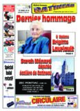 Brigitte à Madame Brigitte Lauriault Brigitte à Madame Brigitte Lauriault députée écolière de ...