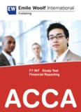 F7 INT Study Text Financial Reporting ACCA