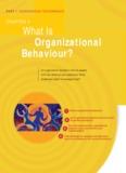 Organizational Behavior (Stephen Robbins)