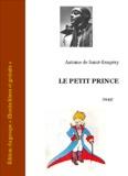 Le Petit Prince. Antoine De Saint-Exupery - Oasisfle