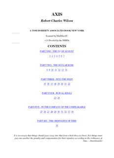 Robert Charles Wilson – Spin 02 – Axis.pdf