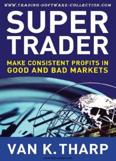 Van Tharp - Super Trader.pdf - Trading Software