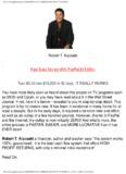 Robert T. Kiyosaki Fast Easy Money With PayPal $15,000+