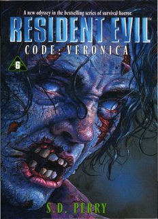 S. D. Perry - Resident Evil 06 - Code Veronica