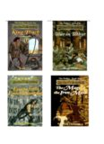Forgotten Realms: The Nobles Books 1-4: King Pinch; War in Tethyr; Escape from Undermountain