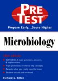 Microbiology : PreTest Self-Assessment & Review (Microbiology: Pretest Self-Assesment & Review)