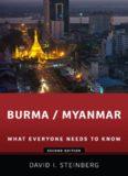 Burma/Myanmar: What Everyone Needs to Know®
