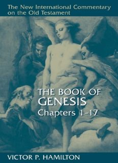 Book of Genesis: Chapters 1-17