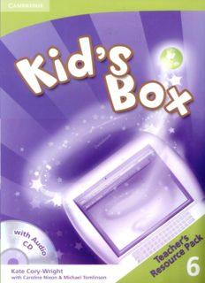 Kid's Box 6 Teacher's Resource Pack
