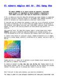 El número mágico del Dr. Zhi Gang Sha,Números que curan de Gregori Grabovoi,Códigos de ...