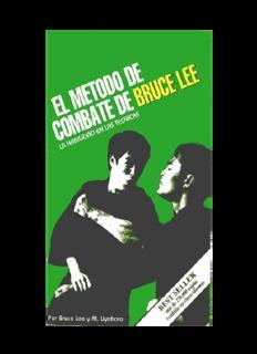 El metodo de combate Bruce Lee – Habilidad en las tecnicas