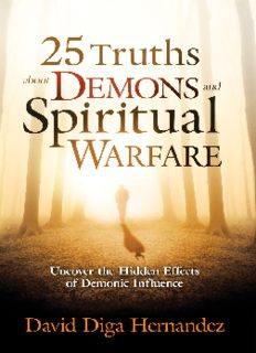 25 Truths About Demons and Spir - David Diga Hernandez