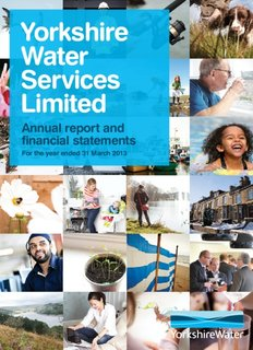 Yorkshire Water Services Limited - Kelda Group