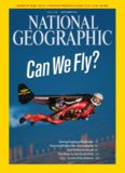 National Geographic Magazine September 2011 (Can We Fly?) volume 220
