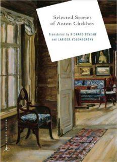 The Selected Short Stories of Anton Chekhov