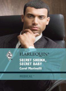 Secret Sheikh, Secret Baby