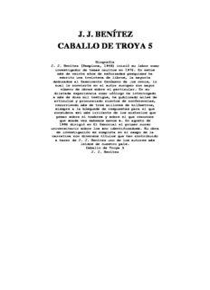 Caballo de Troya - 5