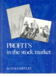 Profits in the Stock Market With Charts