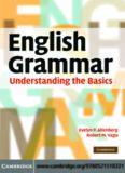 English Grammar: Understanding the Basics