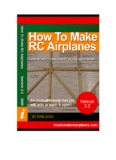 How To Make RC Airplanes