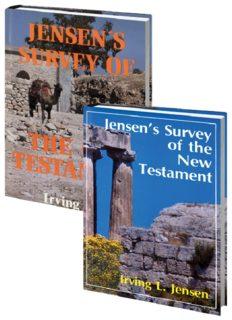 Jensen's Survey of the Old Testament/New Testament Set