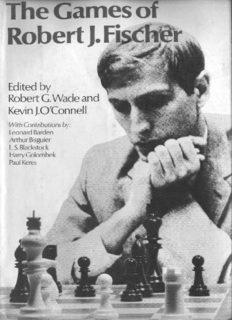 Bobby Fischer's Chess Games