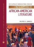 Encyclopedia of African-American Literature (Encyclopedia of American Ethnic Literature)