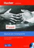 Lesehefte Deutsch als Fremdsprache - Niveaustufe A2: Dr. Faust: Deutsch als Fremdsprache - Niveaustufe A2. Leseheft