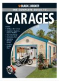 Black & Decker the Complete Guide to Garages (Black & Decker Complete Guide To...)