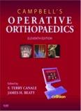 Campbell's Operative Orthopaedics: 4-Volume Set, 11th Edition
