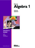 Algebra 1 - Glencoe