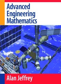 Advanced Engineering Mathematics By Allen Jeffrey