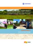 Takara Geothermal Project - Government of Vanuatu