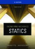 Engineering Mechanics: Statics (SI Edition), Third Edition (Volume 1)